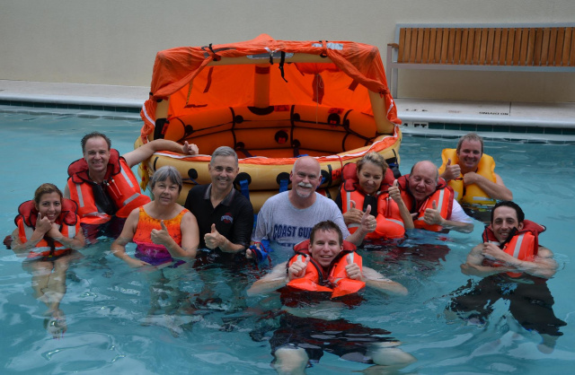 Water Survival Training Class